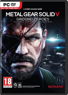 Einfach und sicher online bestellen: Metal Gear Solid 5: Ground Zeroes (AT-PEGI) in Österreich kaufen.