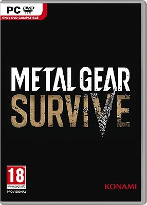 Einfach und sicher online bestellen: Metal Gear Survive (AT-PEGI) in Österreich kaufen.