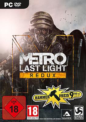 Einfach und sicher online bestellen: Metro: Last Light Redux inkl. DLCs in Österreich kaufen.