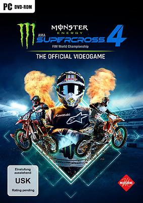 Einfach und sicher online bestellen: Monster Energy Supercross 4 in Österreich kaufen.