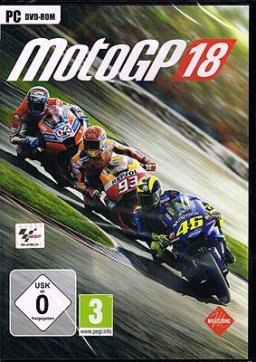Einfach und sicher online bestellen: MotoGP 18 in Österreich kaufen.