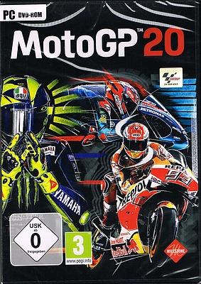 Einfach und sicher online bestellen: MotoGP 20 in Österreich kaufen.