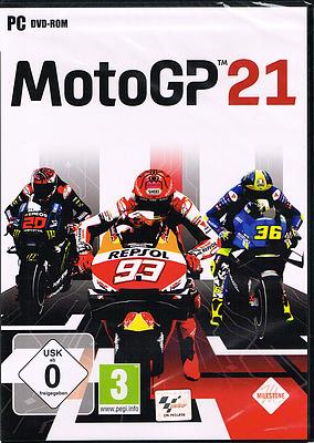 Einfach und sicher online bestellen: MotoGP 21 in Österreich kaufen.