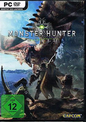 Einfach und sicher online bestellen: Monster Hunter: World in Österreich kaufen.