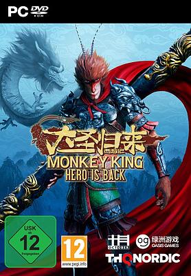 Einfach und sicher online bestellen: Monkey King: Hero is Back in Österreich kaufen.
