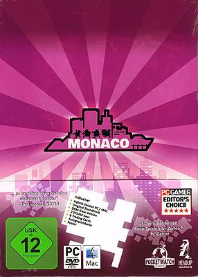 Einfach und sicher online bestellen: Monaco - What's Yours Is Mine Special Edition in Österreich kaufen.