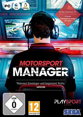 Einfach und sicher online bestellen: Motorsport Manager in Österreich kaufen.
