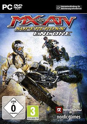 Einfach und sicher online bestellen: MX vs. ATV: Supercross Encore Edition in Österreich kaufen.