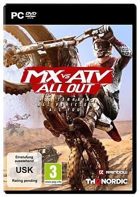 Einfach und sicher online bestellen: MX vs. ATV All Out in Österreich kaufen.