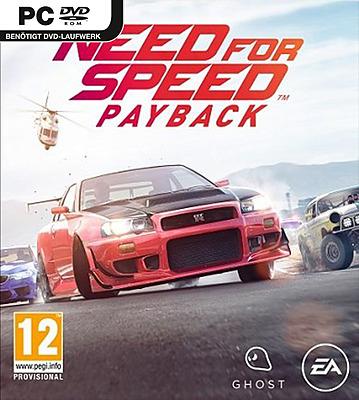 Einfach und sicher online bestellen: Need for Speed: Payback + DLC (AT-PEGI) in Österreich kaufen.
