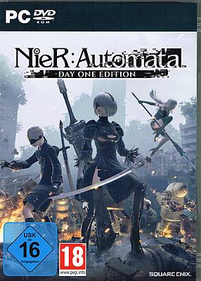 Einfach und sicher online bestellen: NieR Automata D1 Edition + 5 DLCs in Österreich kaufen.