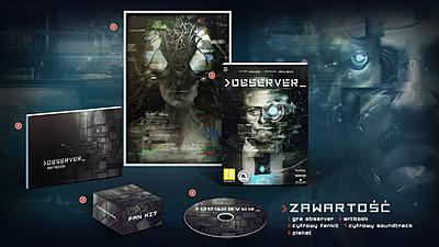 Einfach und sicher online bestellen: Observer Limited Edition (EU-Import) in Österreich kaufen.