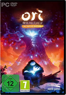 Einfach und sicher online bestellen: Ori and the Blind Forest Definitive Edition in Österreich kaufen.