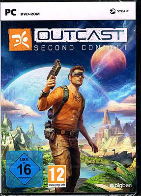 Einfach und sicher online bestellen: Outcast: Second Contact in Österreich kaufen.