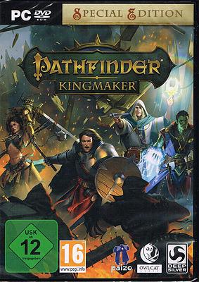 Einfach und sicher online bestellen: Pathfinder: Kingmaker in Österreich kaufen.