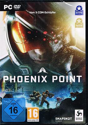 Einfach und sicher online bestellen: Phoenix Point + Blood and Titanium DLC in Österreich kaufen.