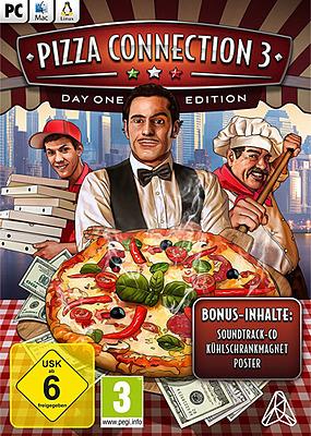 Einfach und sicher online bestellen: Pizza Connection 3 in Österreich kaufen.