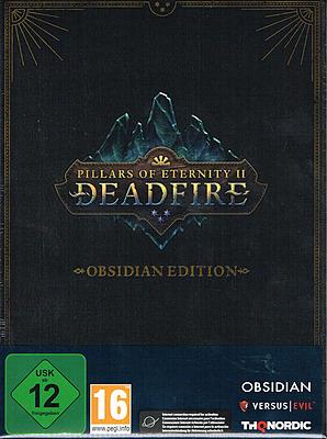 Einfach und sicher online bestellen: Pillars of Eternity 2: Deadfire Obsidian Edition in Österreich kaufen.
