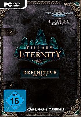 Einfach und sicher online bestellen: Pillars of Eternity Definitive Editon in Österreich kaufen.