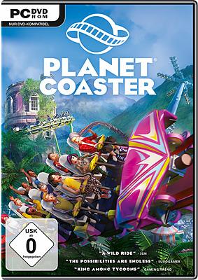 Einfach und sicher online bestellen: Planet Coaster in Österreich kaufen.