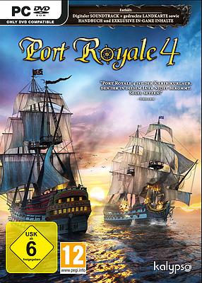 Einfach und sicher online bestellen: Port Royale 4 in Österreich kaufen.