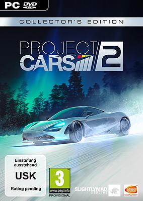 Einfach und sicher online bestellen: Project Cars 2 Collector's Edition in Österreich kaufen.