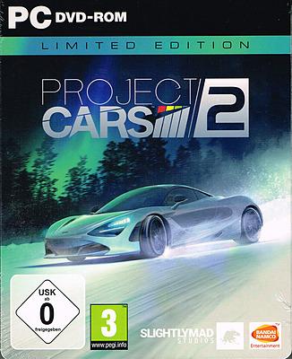 Einfach und sicher online bestellen: Project Cars 2 Limited Edition in Österreich kaufen.