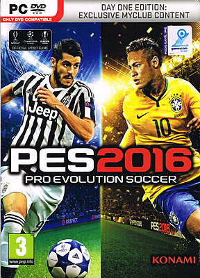 Einfach und sicher online bestellen: Pro Evolution Soccer 2016 Day 1 Edition (AT-PEGI) in Österreich kaufen.