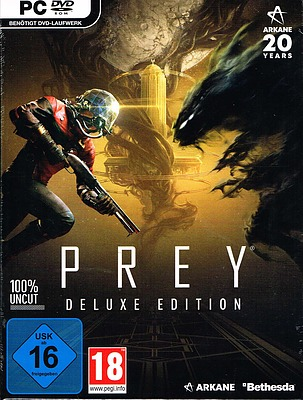 Einfach und sicher online bestellen: Prey Deluxe Edition in Österreich kaufen.