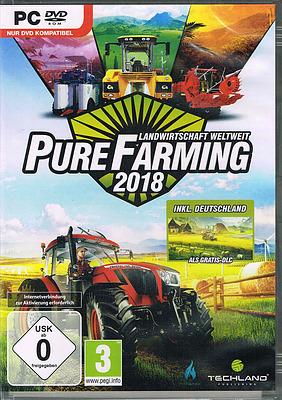 Einfach und sicher online bestellen: Pure Farming 2018 Day One Edition in Österreich kaufen.