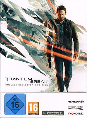 Einfach und sicher online bestellen: Quantum Break Timeless Collectors Edition in Österreich kaufen.