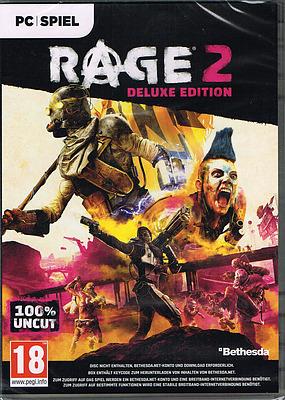 Einfach und sicher online bestellen: Rage 2 Deluxe Edition + 10 Boni (AT-PEGI) in Österreich kaufen.