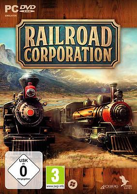 Einfach und sicher online bestellen: Railroad Corporation in Österreich kaufen.