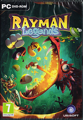 Einfach und sicher online bestellen: Rayman Legends (AT-PEGI) in Österreich kaufen.