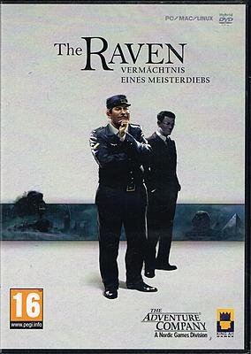 Einfach und sicher online bestellen: The Raven (AT-PEGI) in Österreich kaufen.
