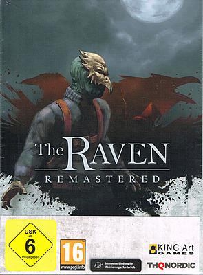 Einfach und sicher online bestellen: The Raven HD in Österreich kaufen.