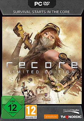 Einfach und sicher online bestellen: ReCore Limited Edition in Österreich kaufen.
