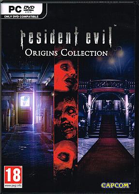 Einfach und sicher online bestellen: Resident Evil Origins Collection (AT-PEGI) in Österreich kaufen.