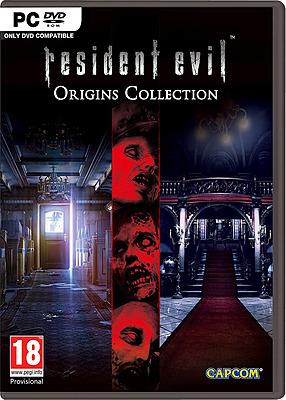 Einfach und sicher online bestellen: Resident Evil Origins Collection (PEGI) in Österreich kaufen.