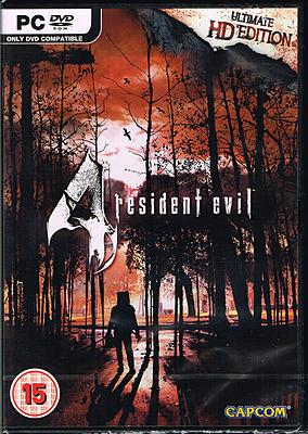Einfach und sicher online bestellen: Resident Evil 4 Ultimate HD Edition (EU-Import) in Österreich kaufen.