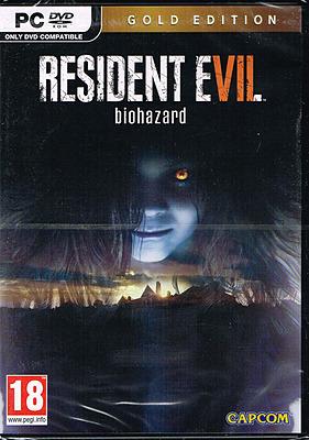Einfach und sicher online bestellen: Resident Evil 7 biohazard Gold Edition (AT-PEGI) in Österreich kaufen.