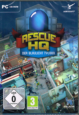 Einfach und sicher online bestellen: Der Blaulicht Tycon - Rescue HQ in Österreich kaufen.