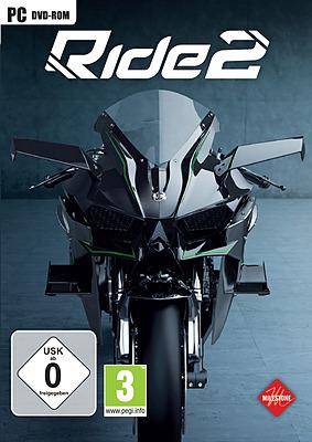 Einfach und sicher online bestellen: Ride 2 + 3 DLCs in Österreich kaufen.