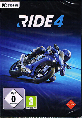 Einfach und sicher online bestellen: RIDE 4 in Österreich kaufen.