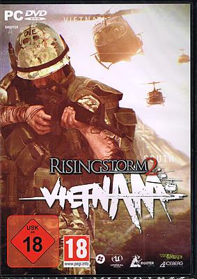 Einfach und sicher online bestellen: Rising Storm 2: Vietnam in Österreich kaufen.