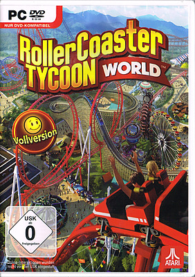 Einfach und sicher online bestellen: RollerCoaster Tycoon World in Österreich kaufen.
