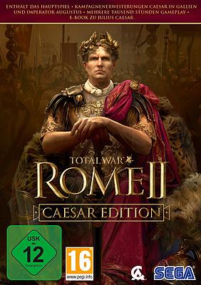 Einfach und sicher online bestellen: Total War: Rome 2 Caesar Edition in Österreich kaufen.
