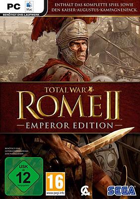 Einfach und sicher online bestellen: Total War: Rome 2 Emperor Edition in Österreich kaufen.