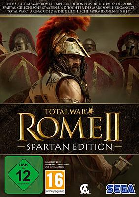 Einfach und sicher online bestellen: Total War: Rome 2 Spartan Edition in Österreich kaufen.