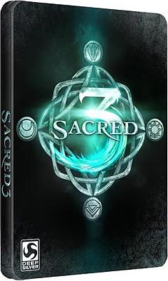 Einfach und sicher online bestellen: Sacred 3 First Edition + Steelbook + Soundtrack in Österreich kaufen.